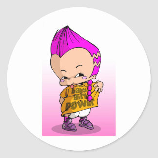Baby Hip Hop Lil Sticker