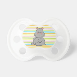 Baby Hippo Baby Pacifier