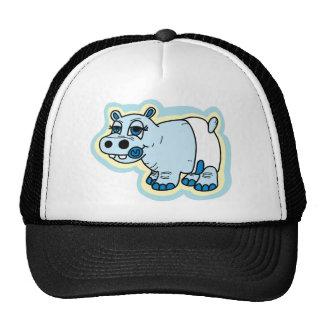 Baby Hippo Cap