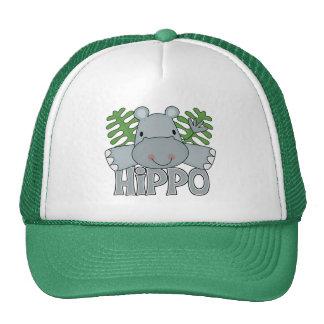 Baby Hippo Hat