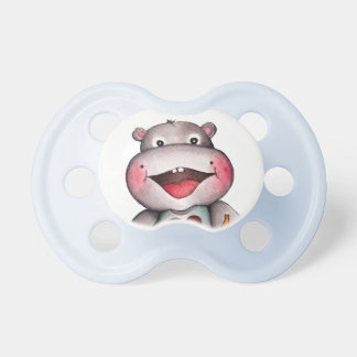 Baby Hippo Pacifier