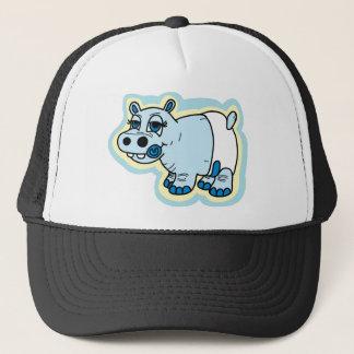 Baby Hippo Trucker Hat