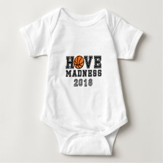 Baby Hove Madness 2016 Baby Bodysuit