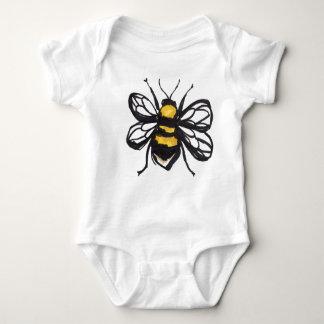 Baby Humble Bumblebee Baby Bodysuit