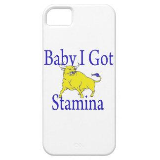 Baby I got Stamina case