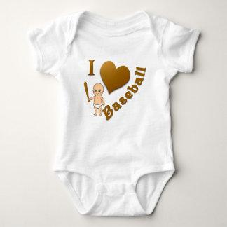 Baby I Love Baseball T-shirts