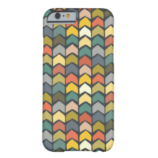 baby ikat arrows charcoal barely there iPhone 6 case