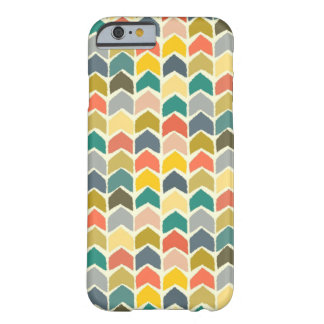 baby ikat arrows cream barely there iPhone 6 case