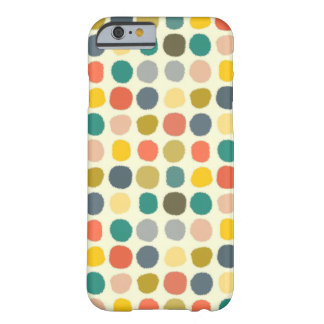 baby ikat spots cream barely there iPhone 6 case
