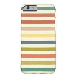baby ikat stripe cream barely there iPhone 6 case