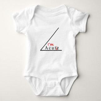 Baby I'm acutie Baby Bodysuit