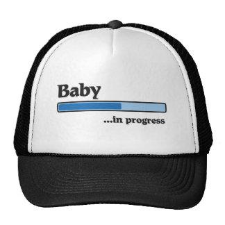 baby in progress cap