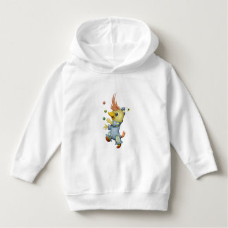 BABY IRUS CUTE CARTOON Toddler Pullover Hoodie