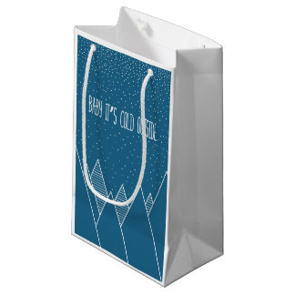 Baby It's Cold Outside Gift Bag