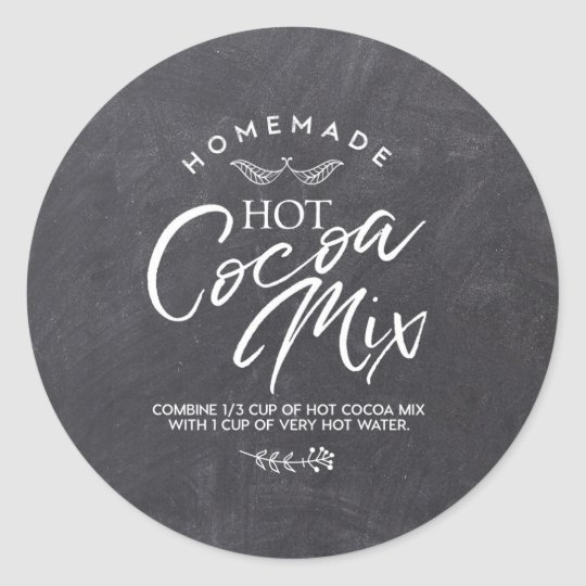Baby it's Cold Outside - Hot Cocoa Mix