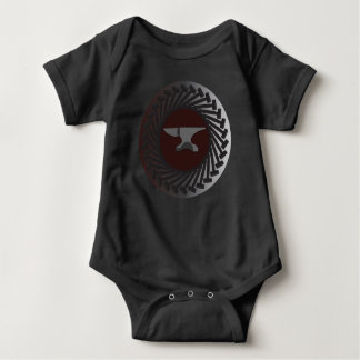 Baby Jersey Bodysuit - ANVIL & HAMMERS