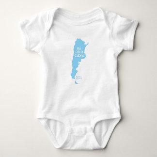 Baby Jersey Bodysuit ARGENTINA