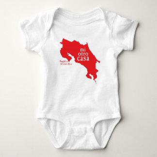 Baby Jersey Bodysuit COSTA RICA