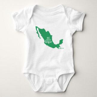 Baby Jersey Bodysuit MEXICO