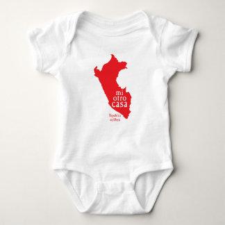 Baby Jersey Bodysuit PERU