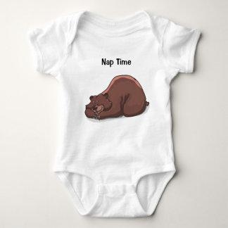 Baby Jersey 'Nap Time' Bodysuit