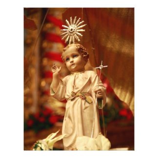 Baby Jesus 21.5 Cm X 28 Cm Flyer