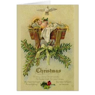 Baby Jesus Cards