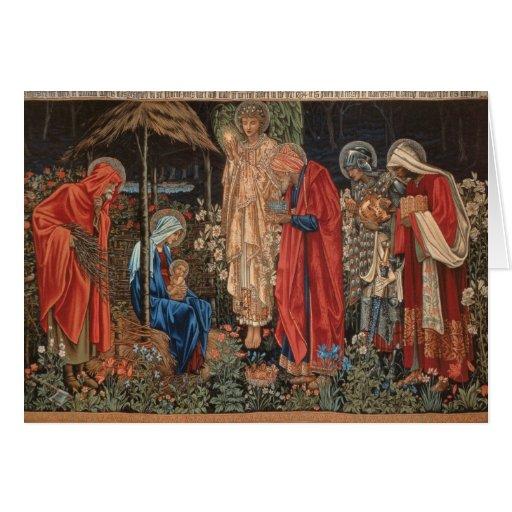 Baby Jesus Christmas Cards