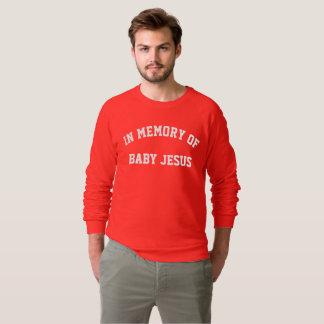 baby jesus christmas sweater