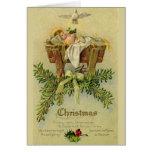 Baby Jesus Greeting Card