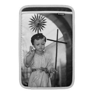 Baby Jesus MacBook Sleeve