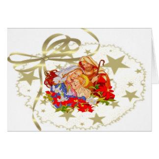 Baby Jesus - Note Card