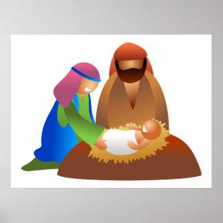 Baby Jesus Print