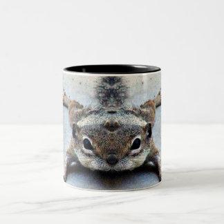 Baby Joey Ground Squirrel Coffee Cup/Mug Two-Tone Coffee Mug