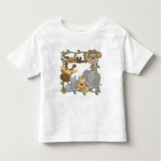 Baby Jungle Animals Tshirts and Gifts