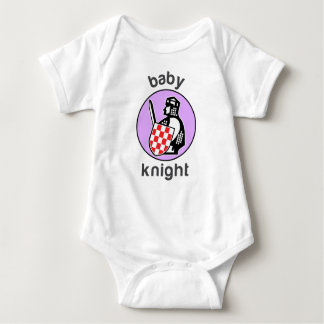 Baby Knight design Baby Bodysuit