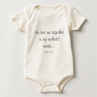 Baby Knit Together Baby Bodysuit