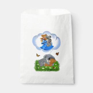 BABY KOALA BEAR DREAMS FAVOUR BAGS