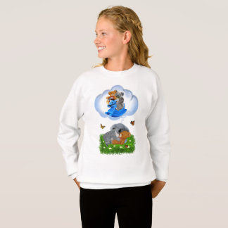 BABY KOALA BEAR DREAMS SWEATSHIRT