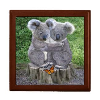 Baby Koala Bear Huggies Gift Box