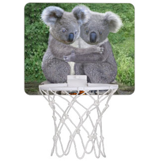 Baby Koala Bear Huggies Mini Basketball Hoop