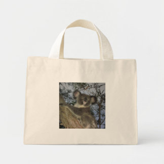 Baby Koala Mini Tote Bag