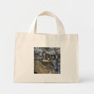 Baby Koala Tote Bags