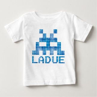 BABY LADUE INVADER TEE SHIRTS