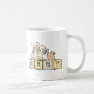 Baby Lamb Blocks Mug