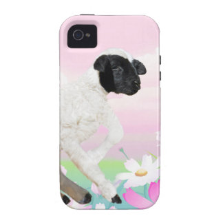 Baby Lambs first steps Vibe iPhone 4 Case