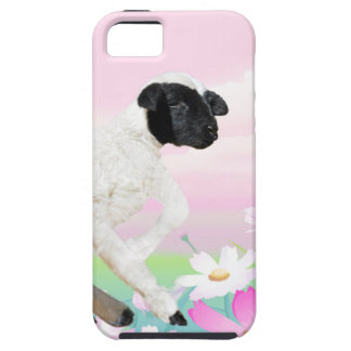 Baby Lambs first steps iPhone 5 Cover