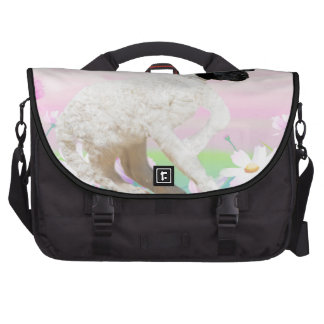 Baby Lambs first steps Bag For Laptop
