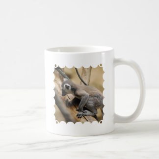 Baby Lemur  Coffee Mug