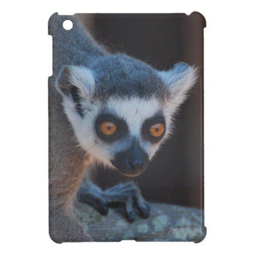 Baby Lemur iPad Mini Cover